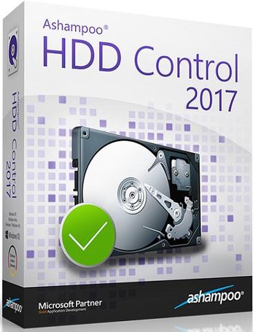 : Ashampoo Hdd Control 2017 v3.20.00
