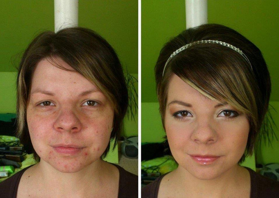 Magia makijażu #4 38