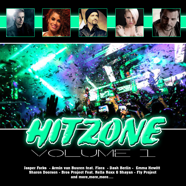 HITZONE VOL. 1 2014 [ ALBUM ORIGINAL ]