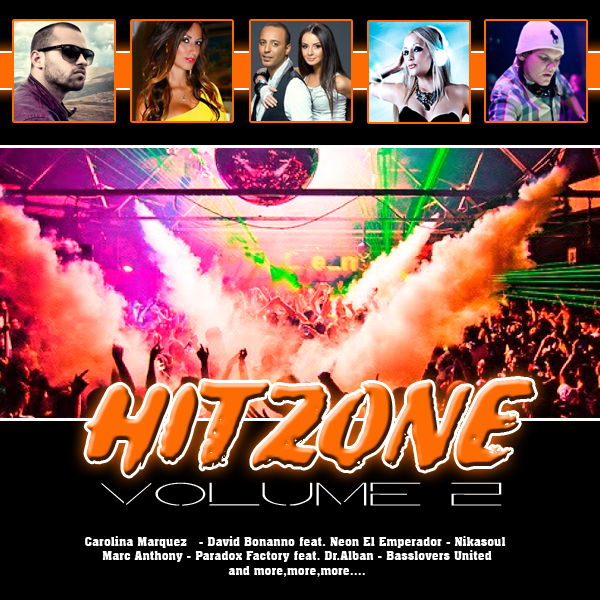 HITZONE VOL. 2 2014 [ ALBUM ORIGINAL ]