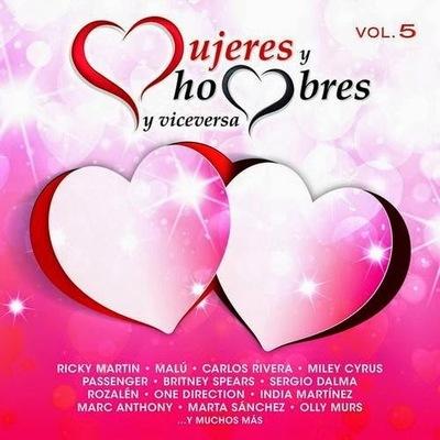 VA - Mujeres Y Hombres Y Viceversa Vol.05 [2CD] (2014) .,mp3 - 320kbps