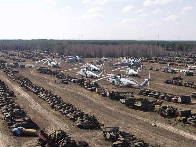 Złom w Czarnobylu 3