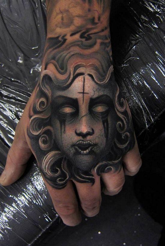 Nietypowe tatuaże #4 7