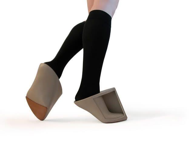 Najdziwniejsze buty #5 9
