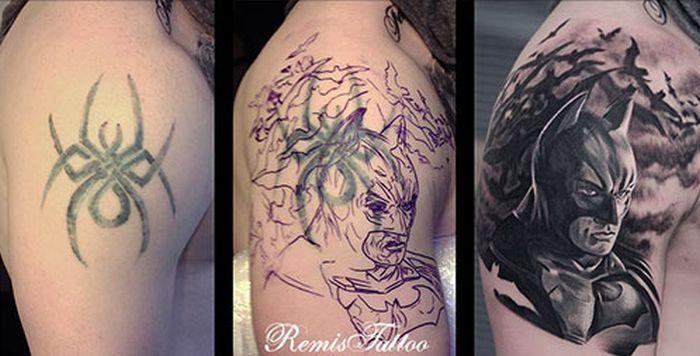 Tatuaże do poprawki 3
