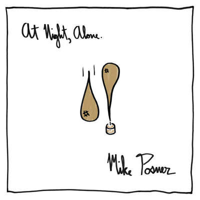 Mike Posner - At Night, Alone (2016) .mp3 - 320kbps