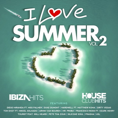 VA - I Love Summer Vol.02 (2014) .mp3 - 320kbps
