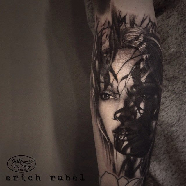 Świetne tatuaże #8 17