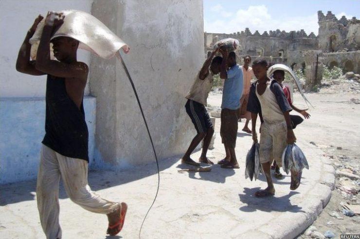 Somalijscy rybacy 14