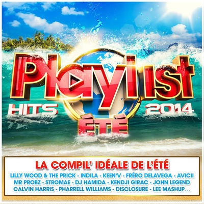 VA - Playlist Hits 2014 Eté [3CD] (2014) .mp3 - 320kbps
