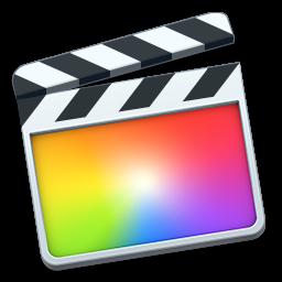Final Cut Pro X v10.2.3 für MacOSX