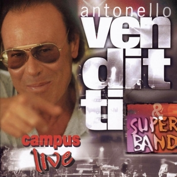 Antonello Venditti - Campus Live (2004).Mp3 - 320Kbps