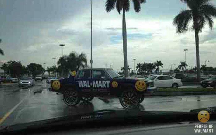 Najdziwniejsi klienci z WalMart #22 14