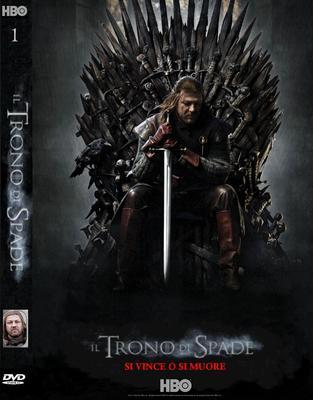 Il Trono Di Spade - Stagione 01 [5 Dvd Completa] (2011).Dvd9 Copia 1:1 - ITA Eng