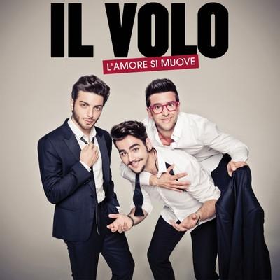 Il Volo - L'amore si muove (2015).Mp3 - 320Kbps