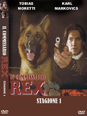 Il Commissario Rex - Stagione 1 (1994) (Completa) DVB ITA MP3 Avi