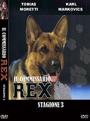 Il Commissario Rex - Stagione 3 (1997) (Completa) DVB ITA MP3 Avi