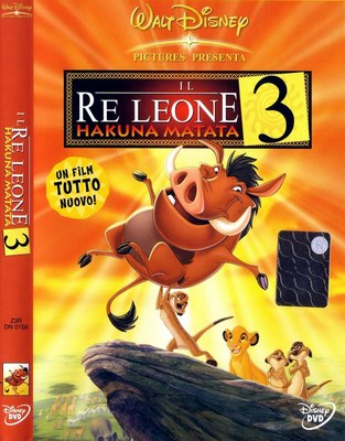 Il Re Leone 3 - Hakuna Matata (2004).Avi Dvdrip Xvid Ac3 - ITA
