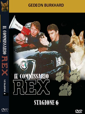 Il Commissario Rex - Stagione 6 (2002) (Completa) DVB ITA MP3 Avi