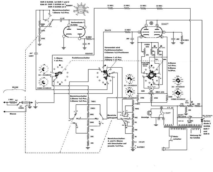 Dampfradioforum • Thema anzeigen - Messgeräte selber bauen