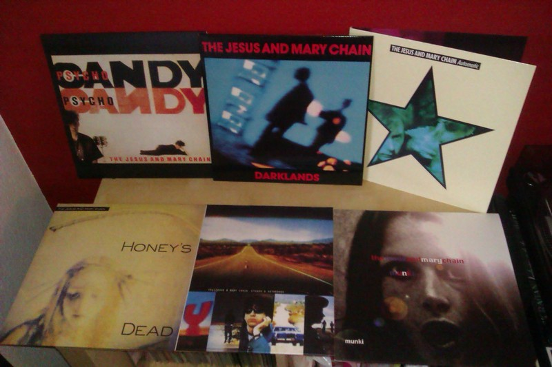 The Jesus And Mary Chain 11lp Box Set Vinyl Collective