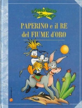 Le Grandi Parodie Disney - Volume 66 - Paperino E Il Re Del Fiume D'Oro (1999)