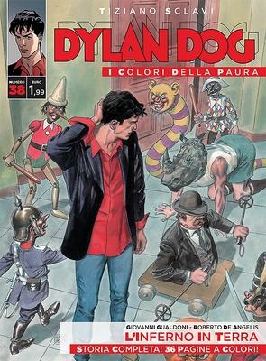 Dylan Dog i colori della paura 38 - L'inferno in terra (2016)