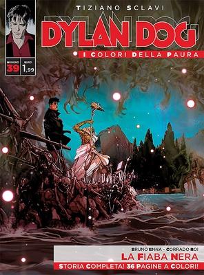 Dylan Dog i colori della paura 39 - La fiaba nera (2016)