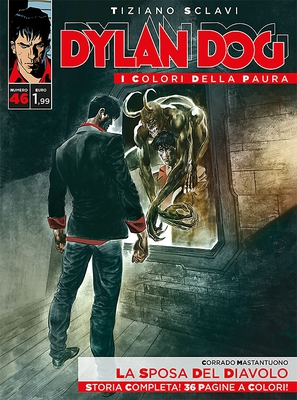 Dylan Dog i colori della paura 46 - La sposa del diavolo (2016)