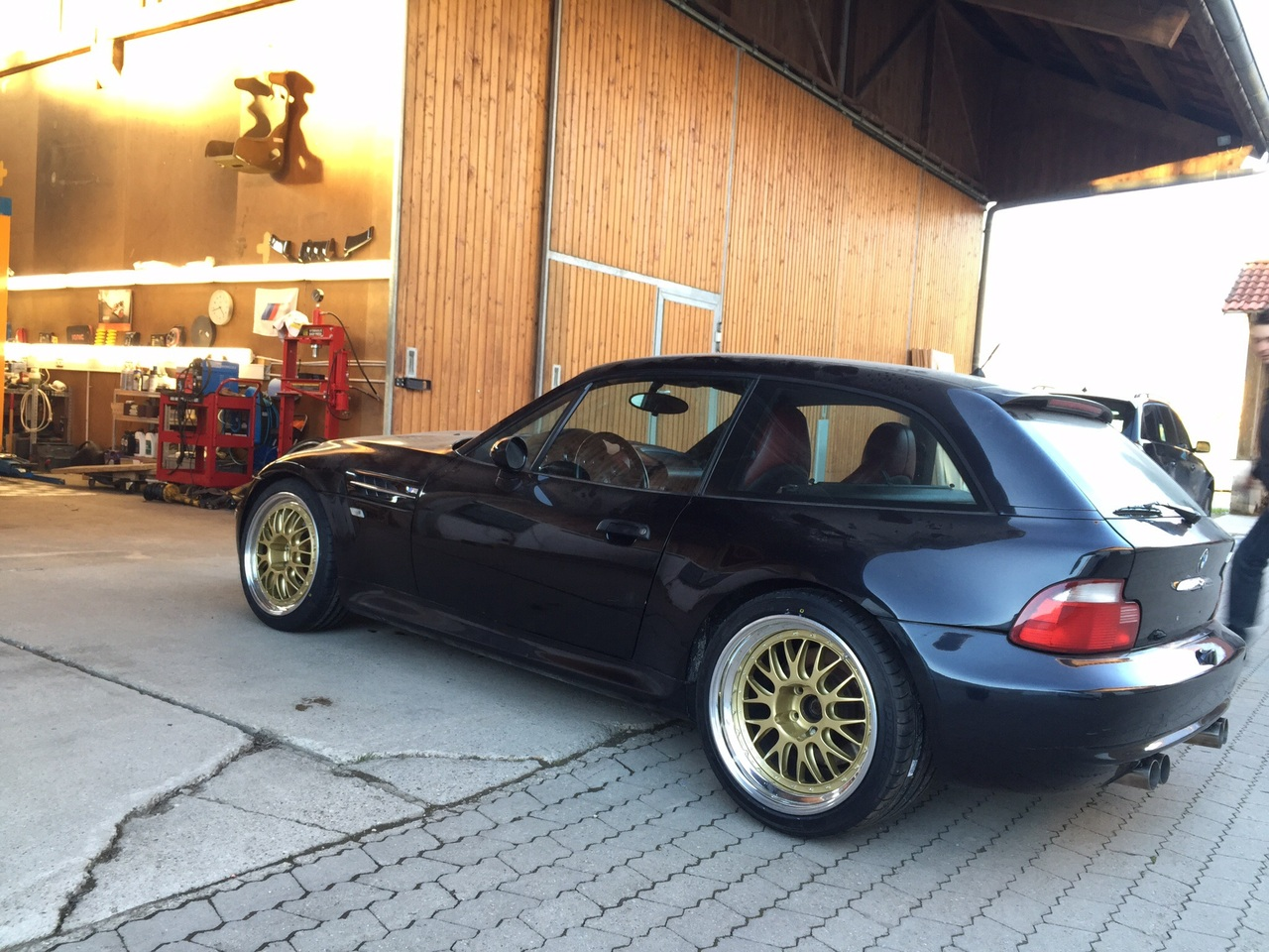Bmw Z3 M Coupe V10 S85 Build Page 6
