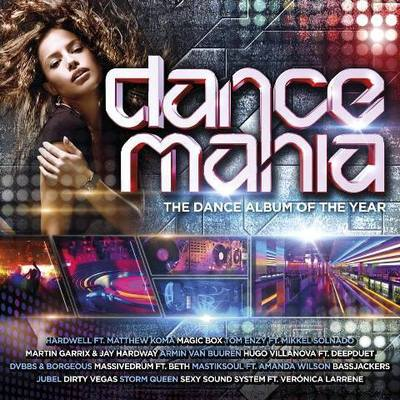 VA - Dance Mania - The Dance Album of The Year (2014)