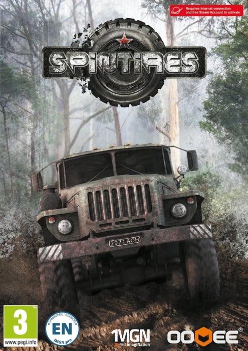Spintires (2014) CODEX / polska wersja j�zykowa