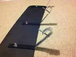 skateboard als spoiler f r dachtr ger forum civic 96 00. Black Bedroom Furniture Sets. Home Design Ideas