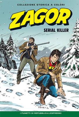 Zagor Color 152 – Serial Killer (2015)