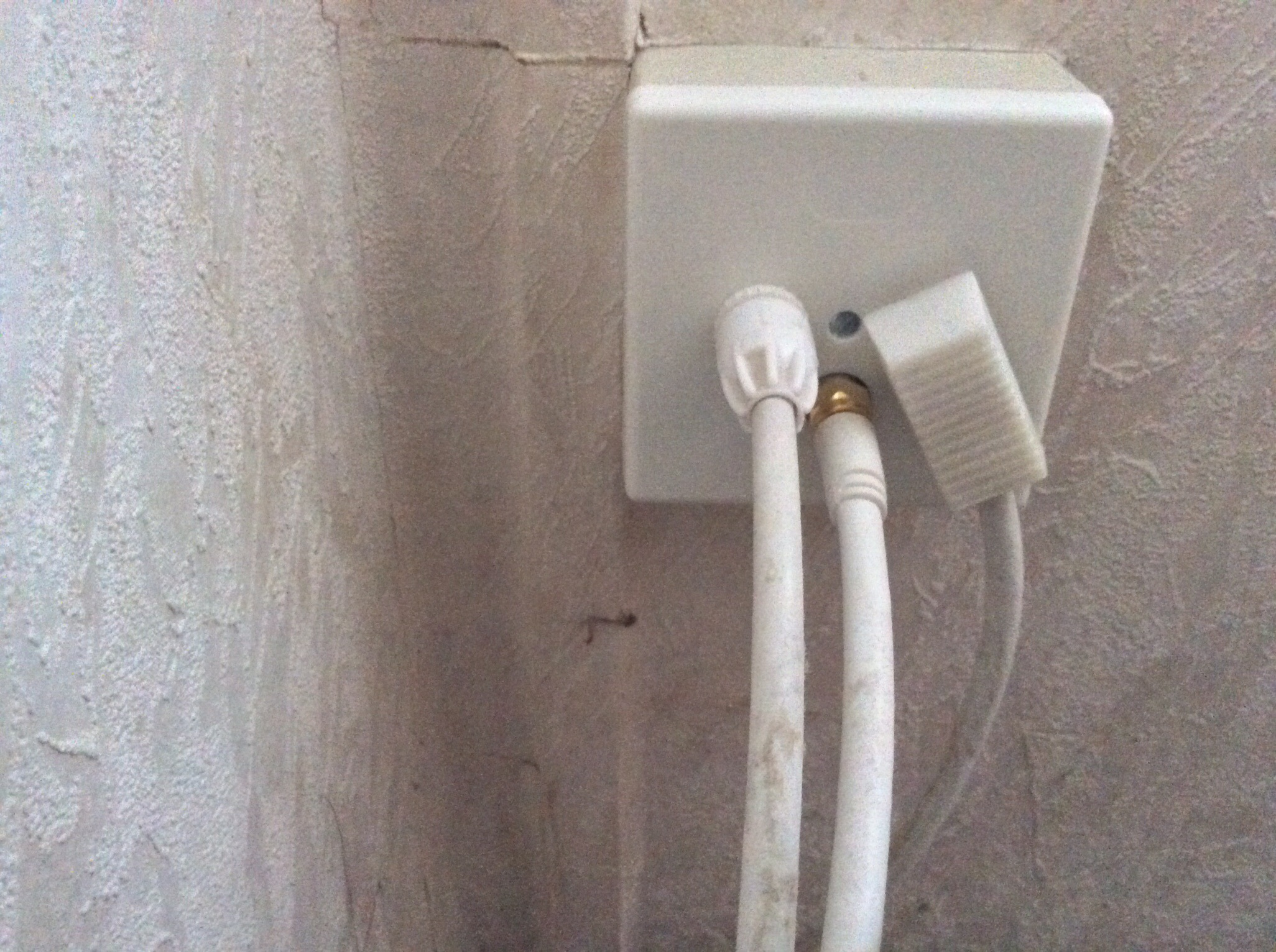 private techniker um modem werte zu verbessren. Black Bedroom Furniture Sets. Home Design Ideas
