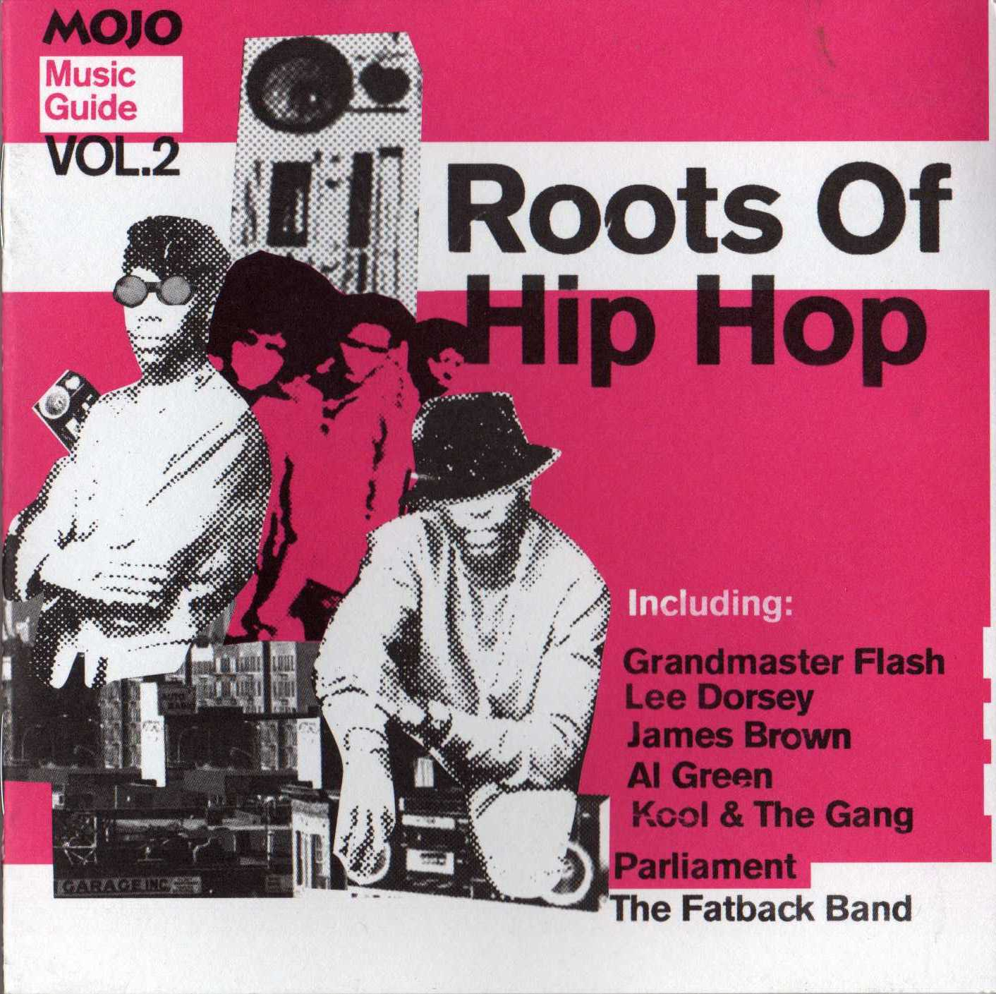 Mojo Music Guide Vol.2 - Roots of Hip Hop (320)