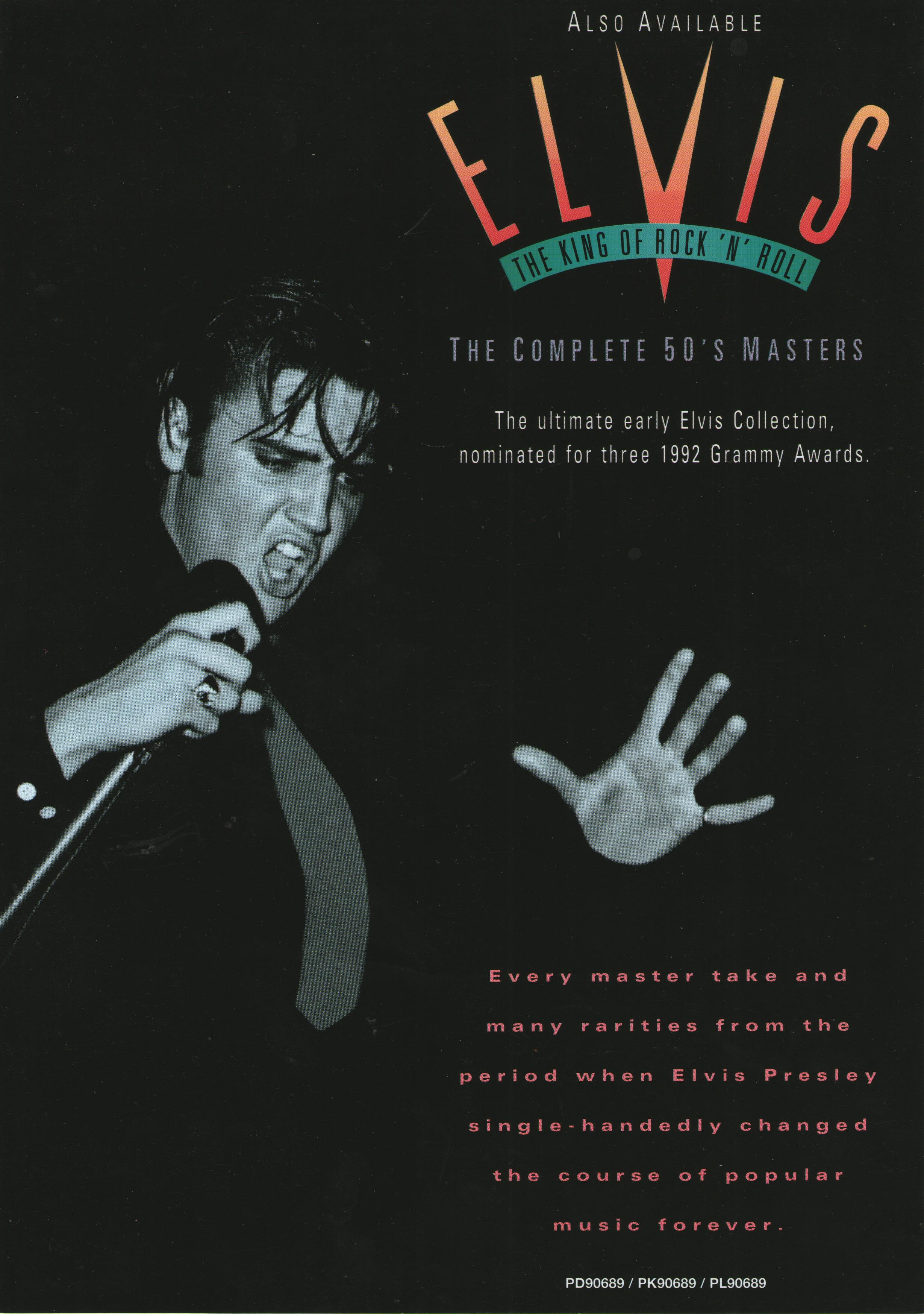 ELVIS - FROM NASHVILLE TO MEMPHIS - THE ESSENTIAL 60'S MASTERS Img2m9qi4