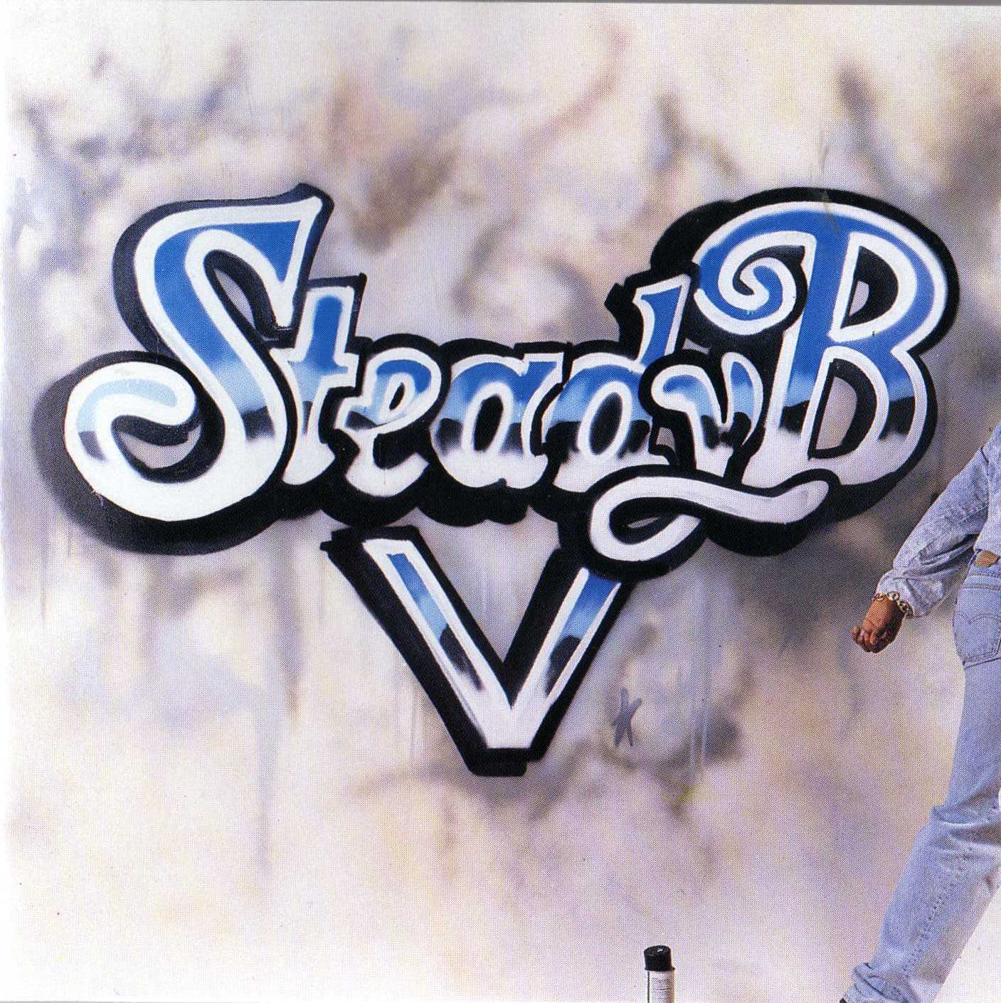 Steady B - V