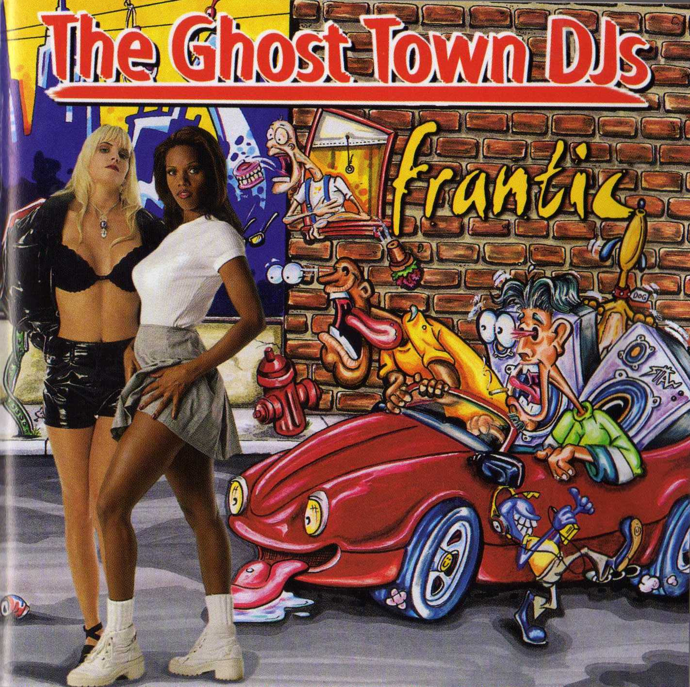 The Ghost Town DJs - Frantic (320)