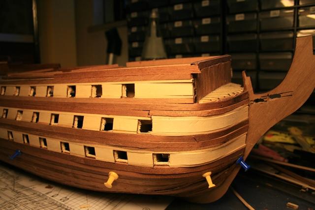 Baubericht - HMS Victory von Constructo in 1/98  Img_0347wbqt7