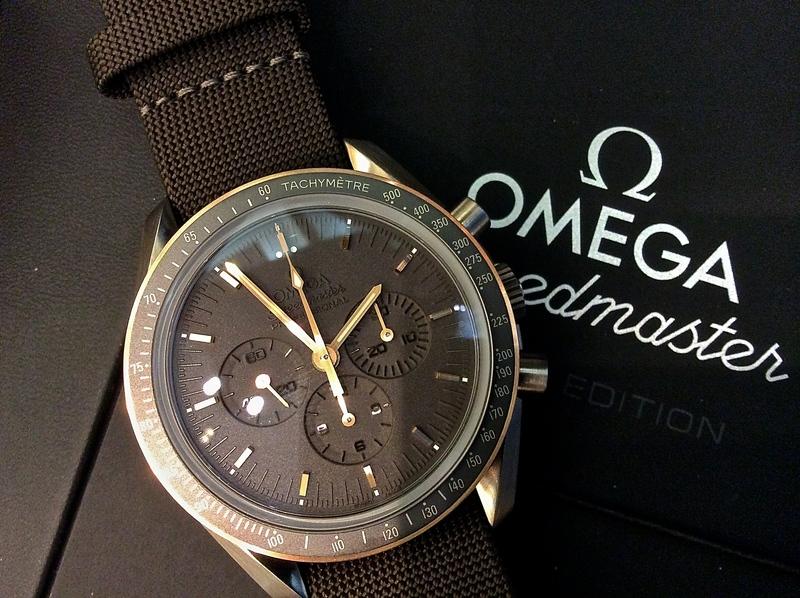 Omega Apollo 11 45th Anniversary Kaufen