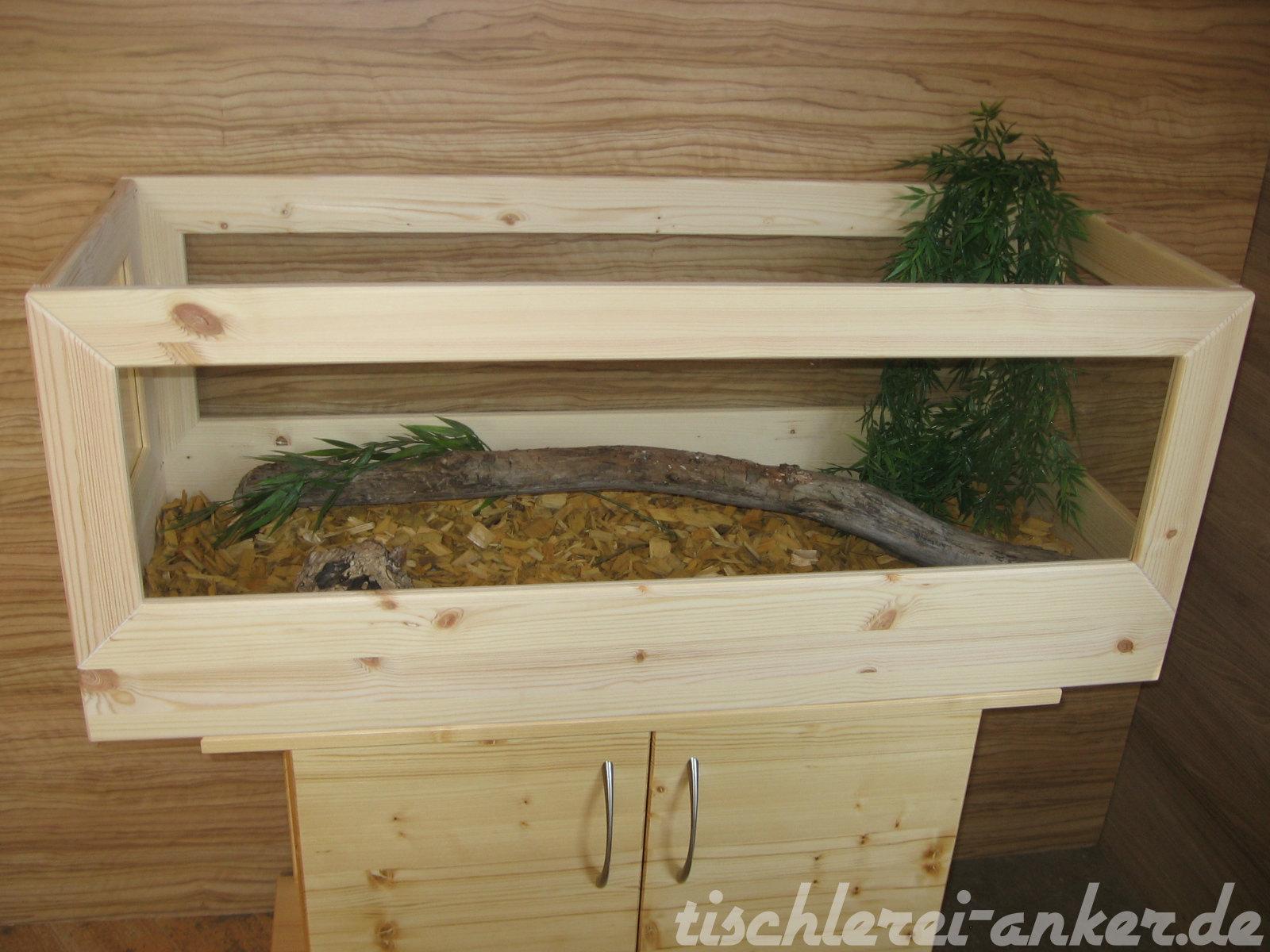 schildkr ten terrarium 100 40 40cm aus holz landschildkr ten m use terrarien erlau. Black Bedroom Furniture Sets. Home Design Ideas