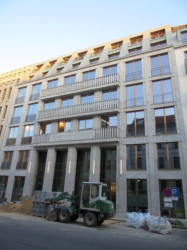 Palais Varnhagen mitte altbezirk seite 7 berlin architectura pro homine