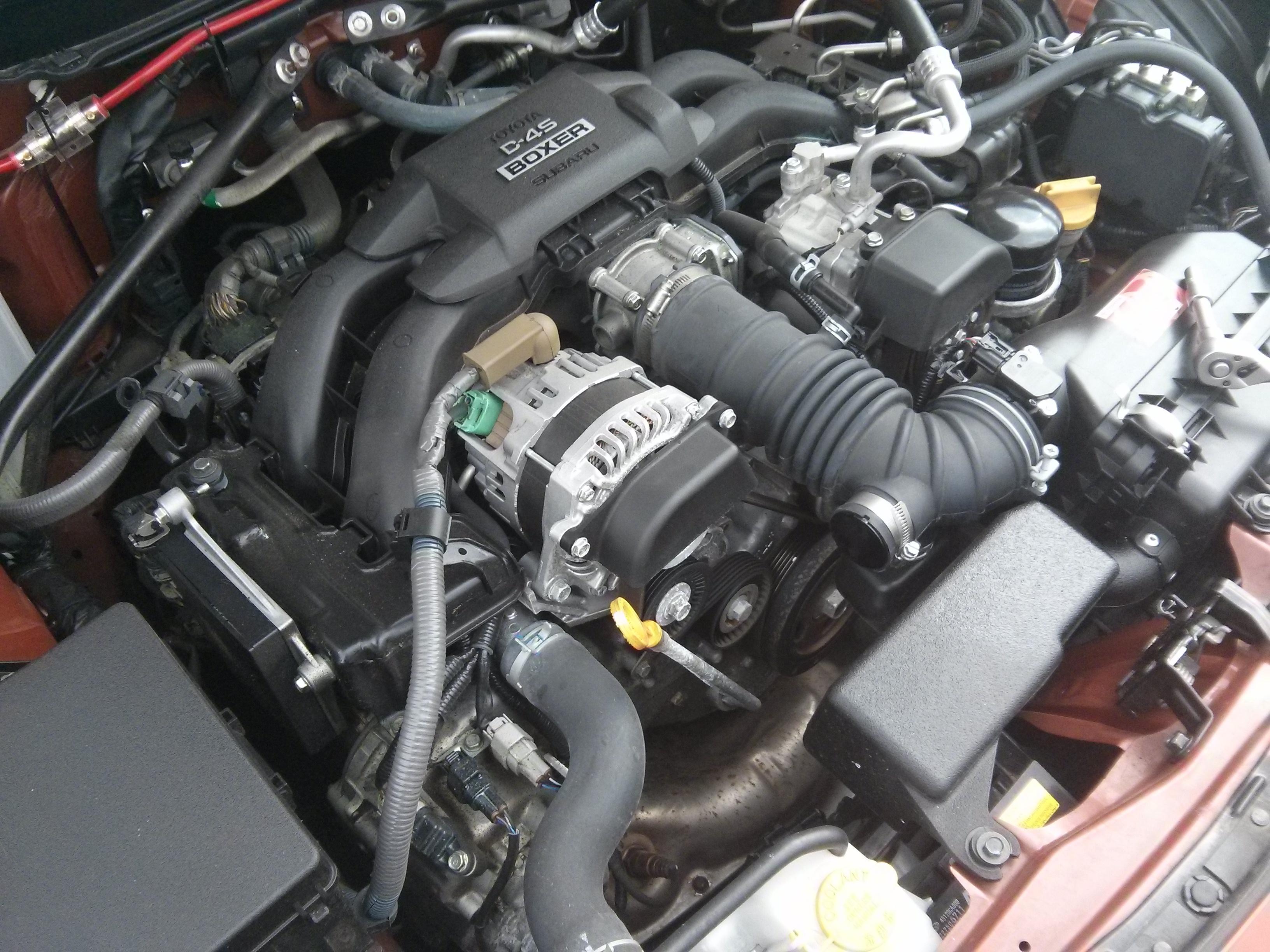 TRD Sound Changer welchen habt ihr verbaut? - (FA20) Motor, Antrieb ...