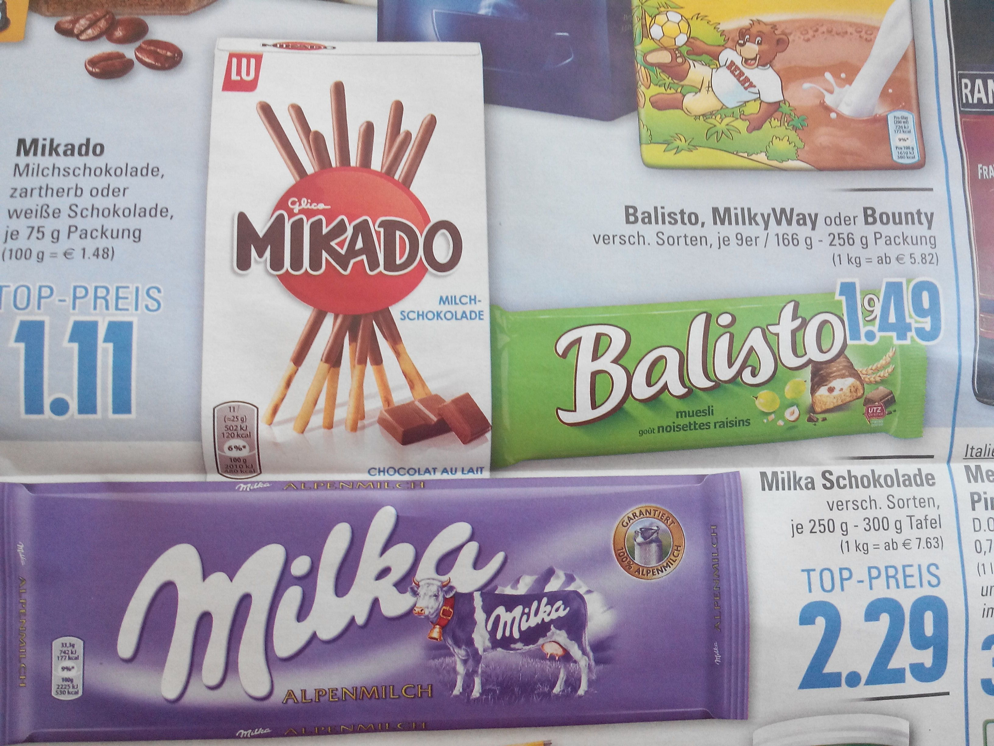 Rabatt coupons edeka