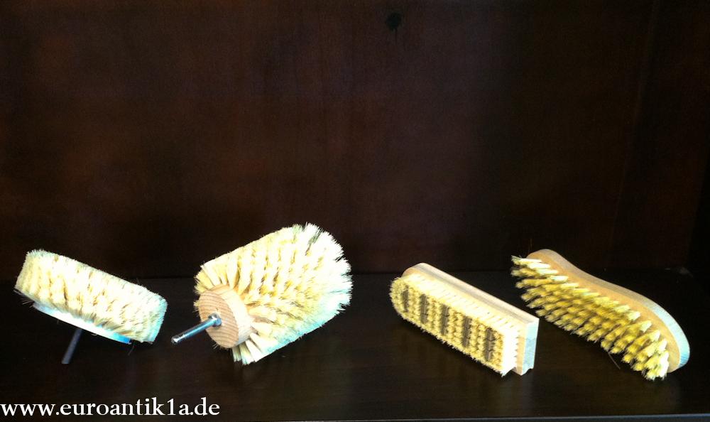 bohrmaschine aufsatzb rste wachs b rste handpolieren. Black Bedroom Furniture Sets. Home Design Ideas
