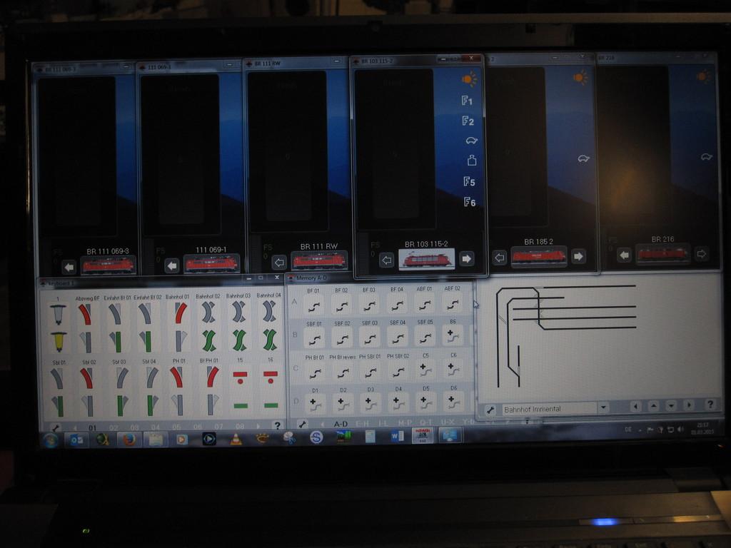 pendelzugsteuerung digital dcc