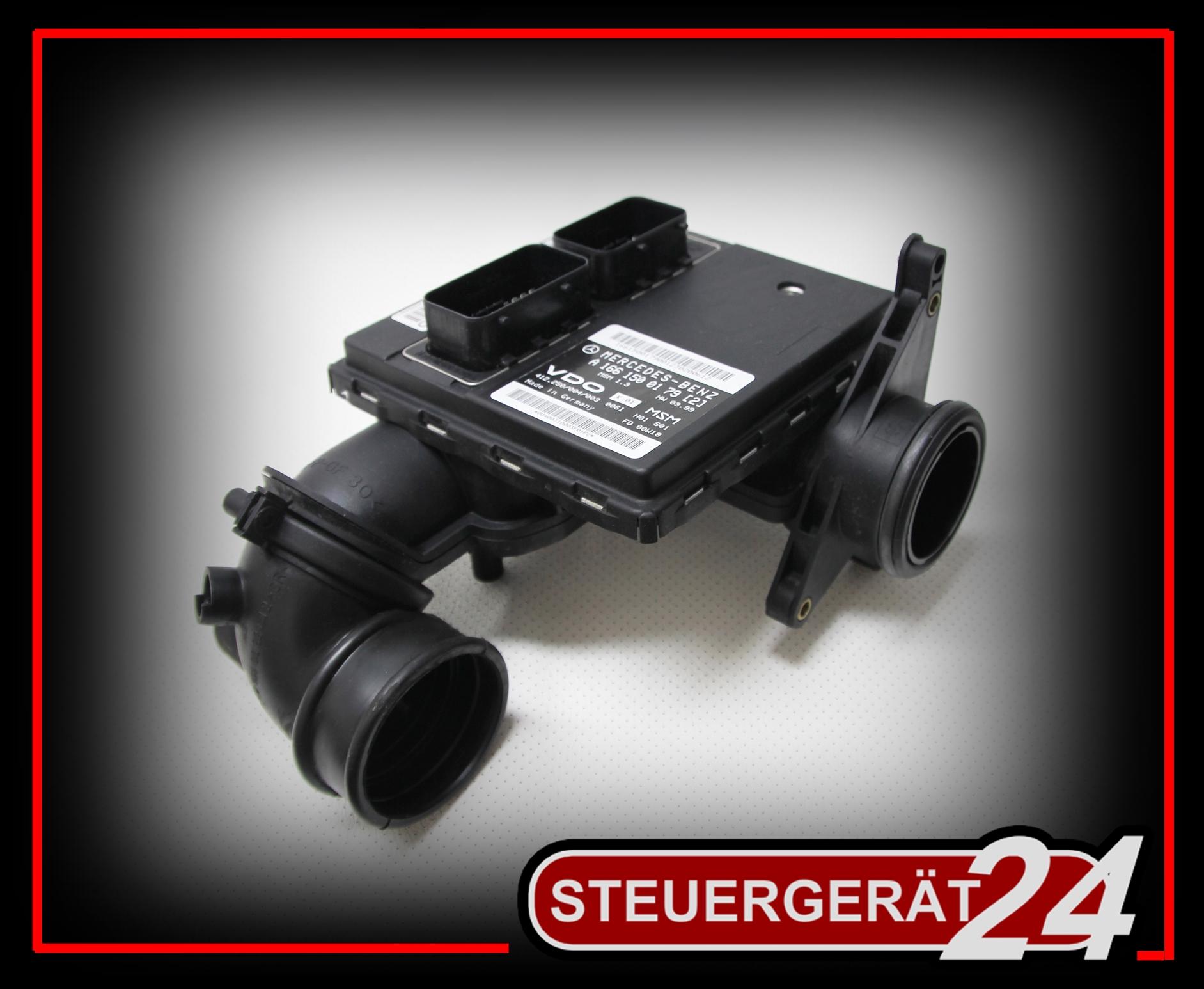 mercedes a140 a160 a190 w168 motorsteuerger t reparatur. Black Bedroom Furniture Sets. Home Design Ideas