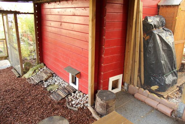 Gartenhaus ausbauen f r kaninchen - Gartenhaus ausbauen ...