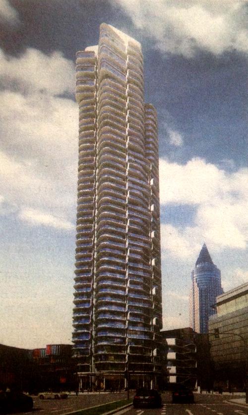 frankfurt grand tower 172m 48 fl u c skyscrapercity. Black Bedroom Furniture Sets. Home Design Ideas
